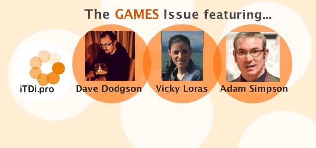 The Games Issue