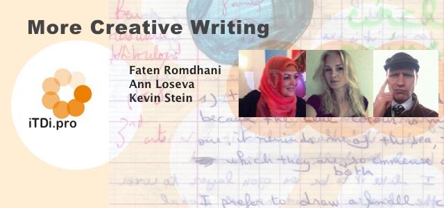 More Creative Writing