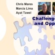 In this issue Chris Mares, Marcia Lima, and Ayat Tawel share projects, discuss challenges, and share opportunities for professional development. Chris Mares Marcia Lima Ayat Tawel  Join Chris, Marcia,...