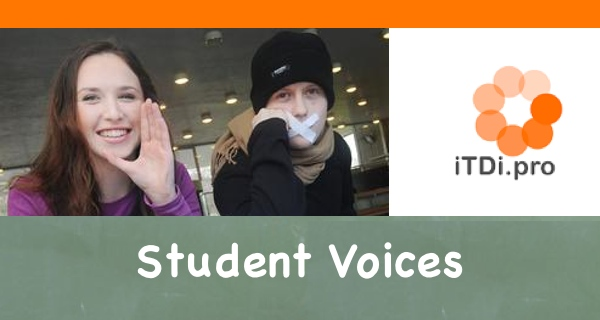 Student Voices Issue