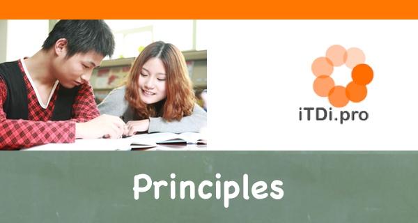 iTDi Principles