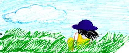 Blue Hat Image