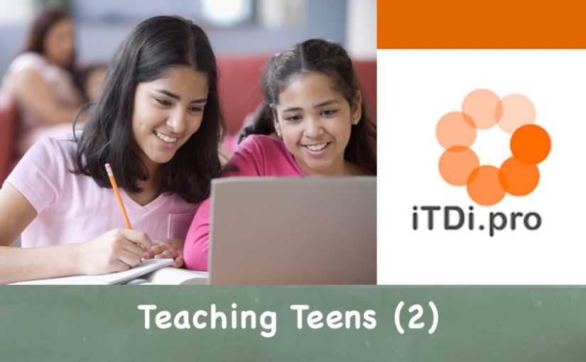 Teaching Teens (2)