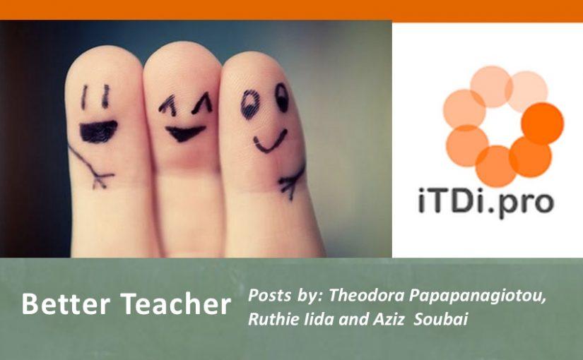 The Better Teacher Issue
