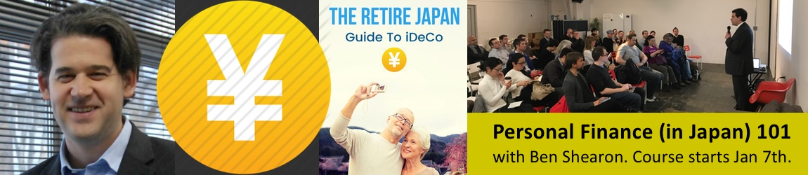 Personal Finance (in Japan*) 101 with Ben Shearon