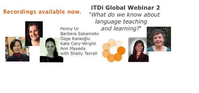 iTDi Global Webinar April 28th