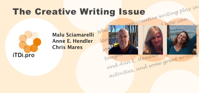 The Creative Writing Issue