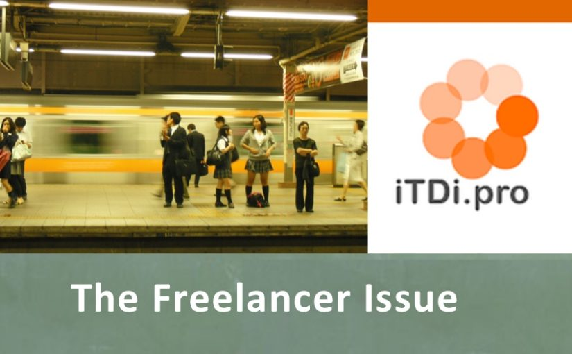 The Freelancer Issue