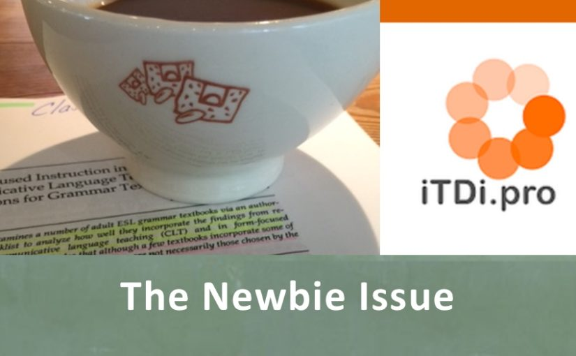 The Newbie Issue