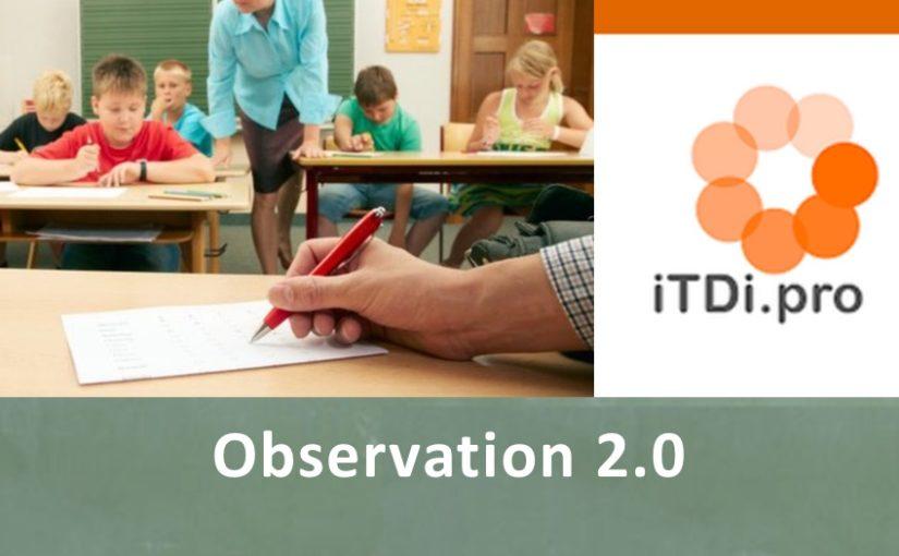 Observation 2.0
