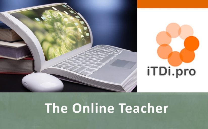 The Online Teacher Issue