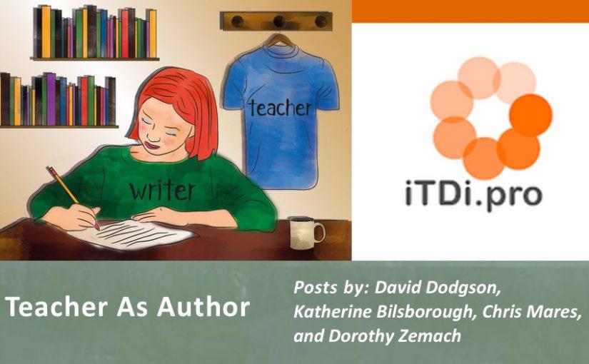 Teacher As Author Issue
