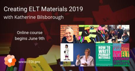 Creating ELT Materials 2019