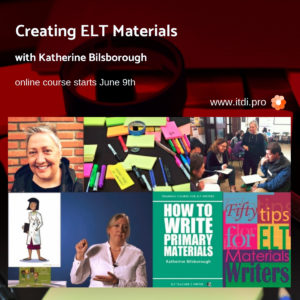 Creating ELT Materials