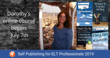 Self-publishing in ELT