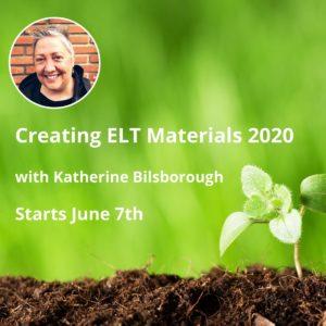 Creating ELT Materials 2020