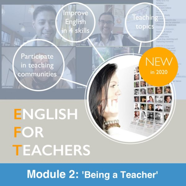 English For Teachers Module 2