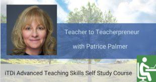 Teacher to Teacherpreneur