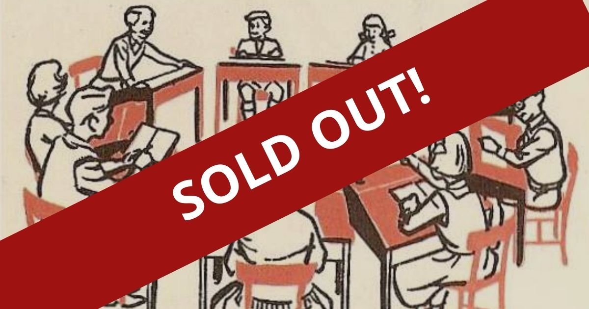 Dogme sold out