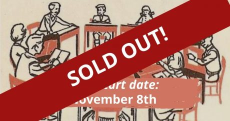 Dogme ELT November sold out