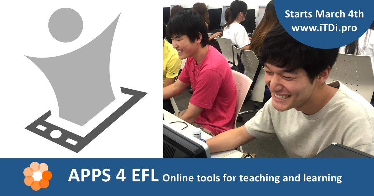 Apps 4 EFL with Paul Raine