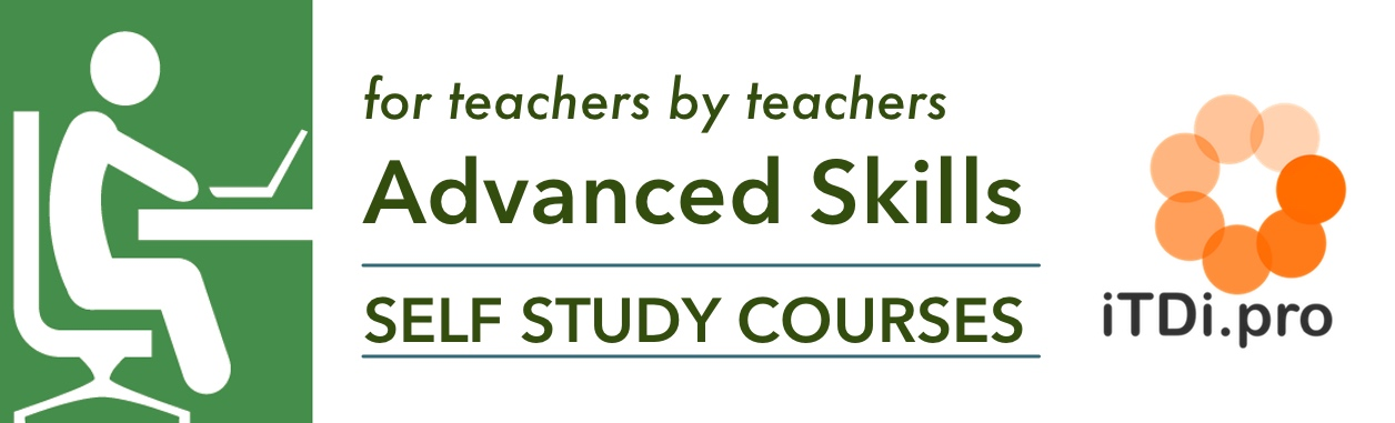 Advanced Skills Self Study Courses