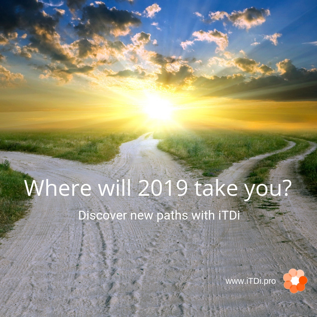 Where will 2019 take you?