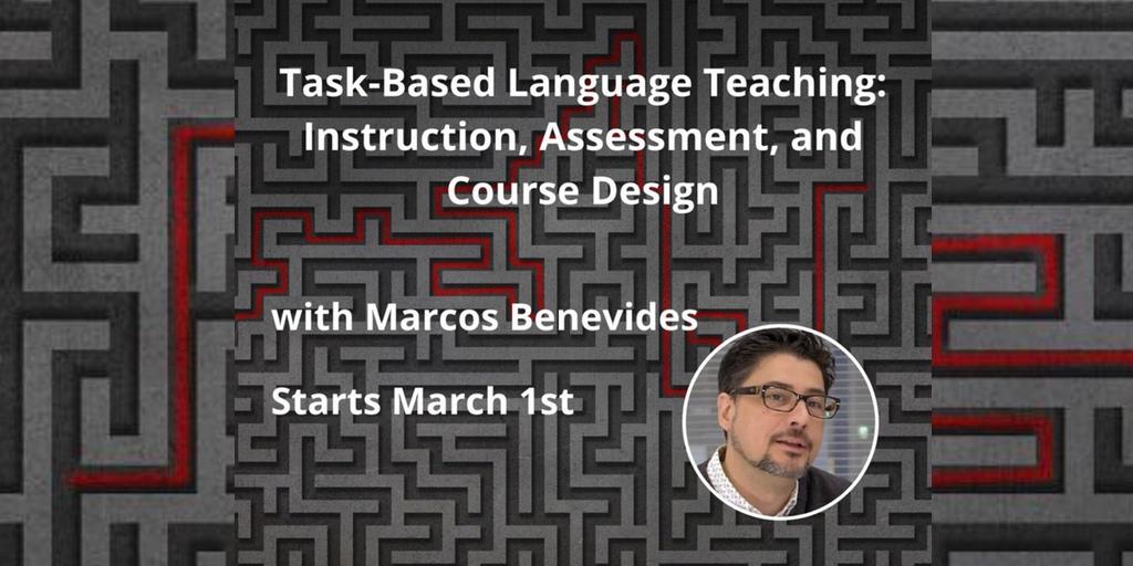 Task-based language teaching course